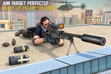 Sniper Legacy 3D: City Sniper Games 5 تصوير الشاشة