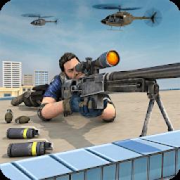 Sniper Legacy 3D: City Sniper Games أيقونة