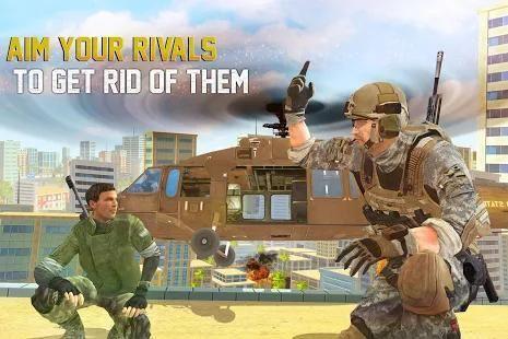 Sniper Legacy 3D: City Sniper Games 3 تصوير الشاشة