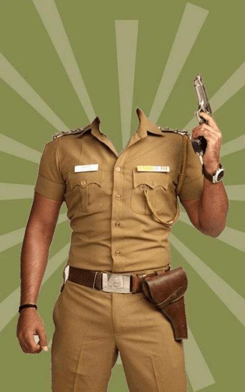 Photo Suit for Indian Police screenshot 2