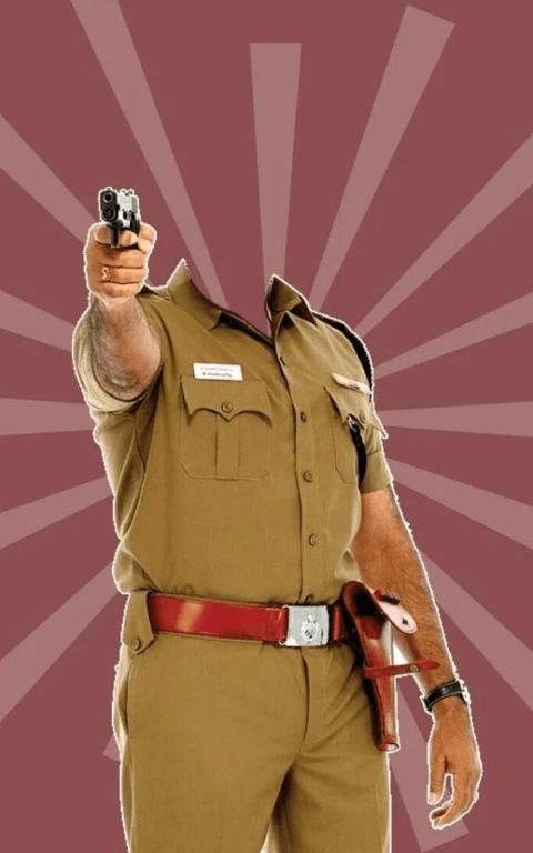 Photo Suit for Indian Police screenshot 3