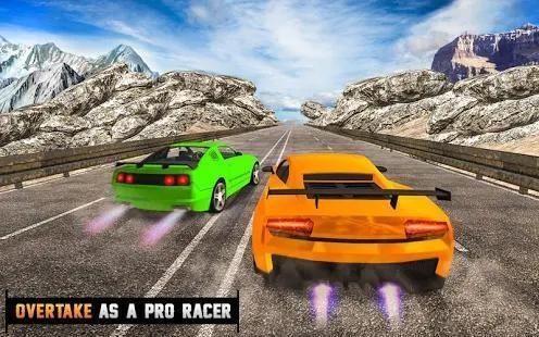 Brake Racing 3D: Endless Racing Game 4 تصوير الشاشة
