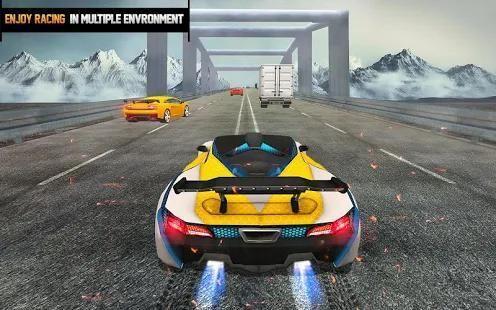 Brake Racing 3D: Endless Racing Game 2 تصوير الشاشة