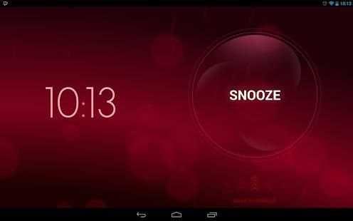Timely Alarm Clock 8 تصوير الشاشة