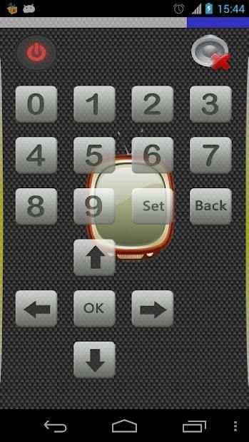 Universal Remote 6 تصوير الشاشة