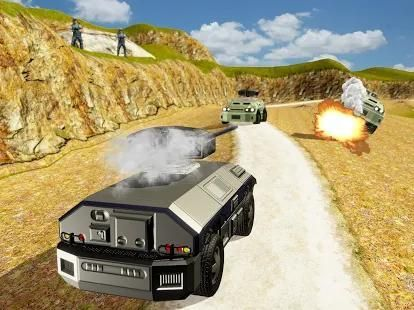Indian Army Missile Truck screenshot 1