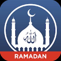 Muslim Athan - Prayer Times & Ramadan 2018 أيقونة