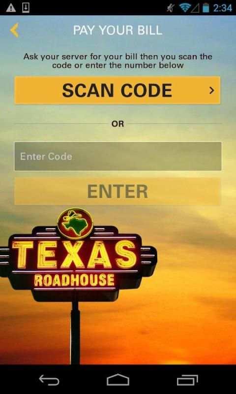 Texas Roadhouse Mobile screenshot 4