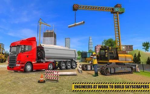 Building Construction Sim 2017 7 تصوير الشاشة