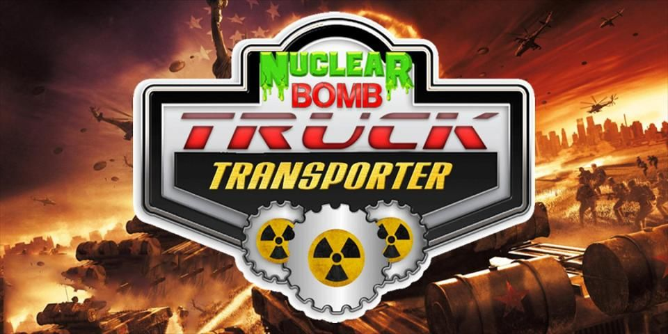Nuclear Bomb Transporter:Missile Attack Army Truck screenshot 1