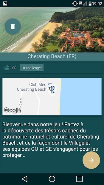 Club Med Play 4 تصوير الشاشة