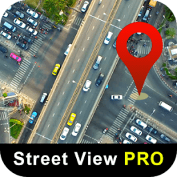 GPS Street View Live: Global Satellite World Maps icon