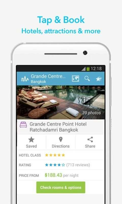 World Travel Guide by Triposo screenshot 7