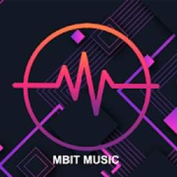 MBit Music: Particle.ly Lyrics Video Status Maker