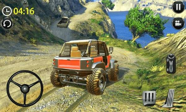 Jeep Mountain Offroad screenshot 3