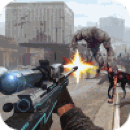 Zombie Shooter Frontier War icon