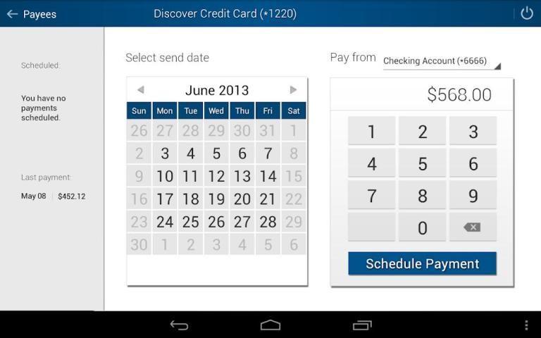 Eastman Credit Union Mobile screenshot 2