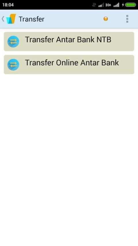Bank NTB Mobile Banking screenshot 2