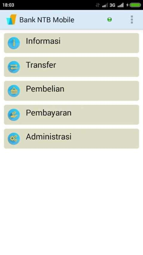 Bank NTB Mobile Banking screenshot 4