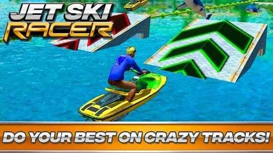 Speed Boat Jet Ski Racing PRO screenshot 2