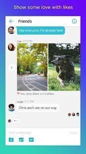 Yahoo Messenger - Free chat screenshot 4