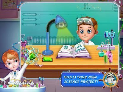 Learning Science Experiment : Kids School स्क्रीनशॉट 9