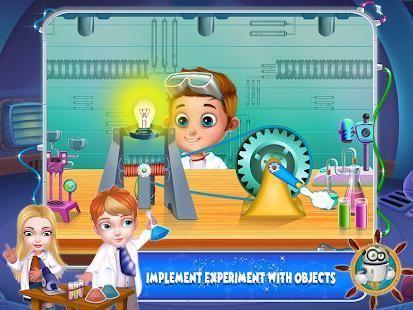 Learning Science Experiment : Kids School स्क्रीनशॉट 5