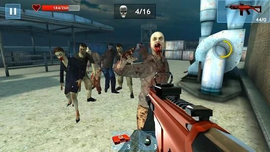 Zombie Objective screenshot 5
