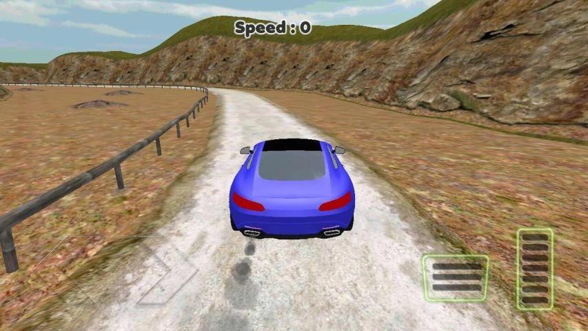 2018 Mercedes Car Driving screenshot 4