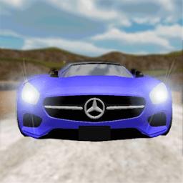2018 Mercedes Car Driving icon