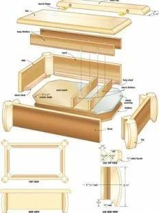 Blueprint Woodworking For Beginners screenshot 4