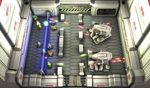 Tank Hero: Laser Wars screenshot 5
