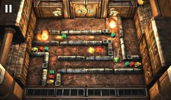 Tank Hero: Laser Wars screenshot 2