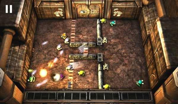 Tank Hero: Laser Wars screenshot 4
