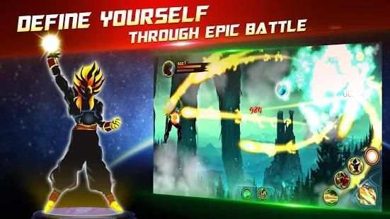 Dragon Battle Legend: Super Hero Shadow Warriors screenshot 8