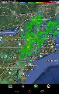 RedSky Weather Radar screenshot 3