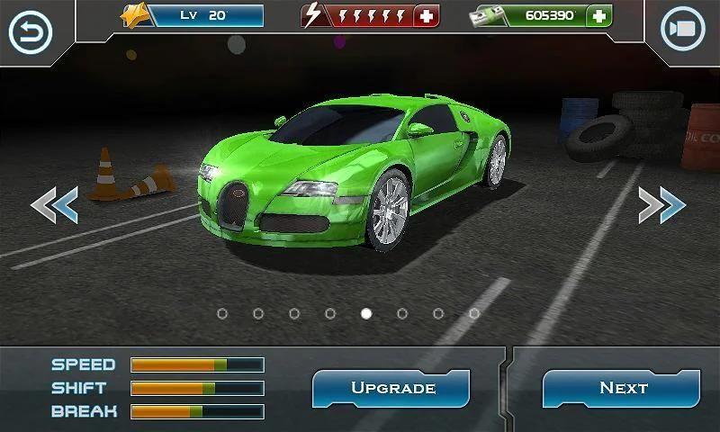 Turbo Driving Racing 3D स्क्रीनशॉट 4