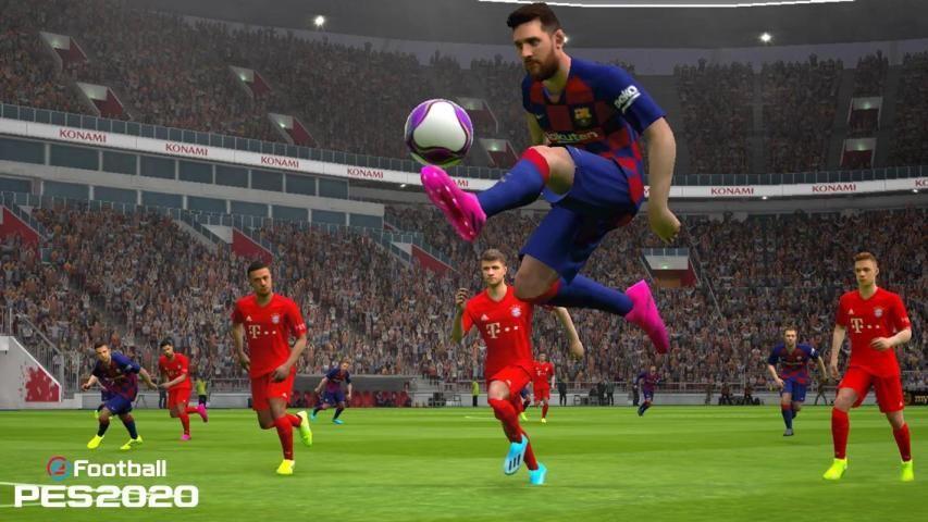eFootball PES 2020 स्क्रीनशॉट 43