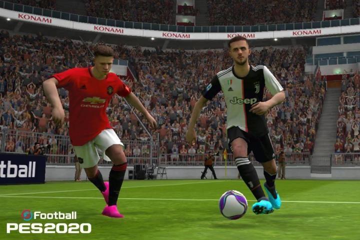 eFootball PES 2020 स्क्रीनशॉट 28