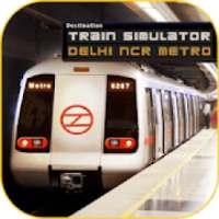 DelhiNCR Metro Train Simulator 2020 on 9Apps