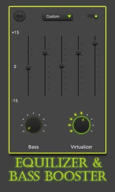 Equalizer and Bass Booster screenshot 1