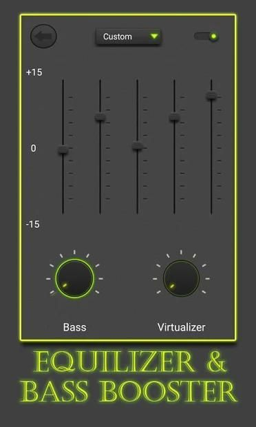 Equalizer and Bass Booster screenshot 3
