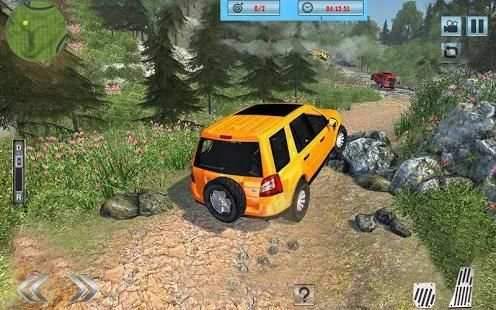 Off-Road Jeep Hill Climbing 4x4:Mountain Drive screenshot 4