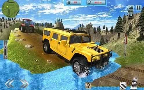 Off-Road Jeep Hill Climbing 4x4:Mountain Drive screenshot 2