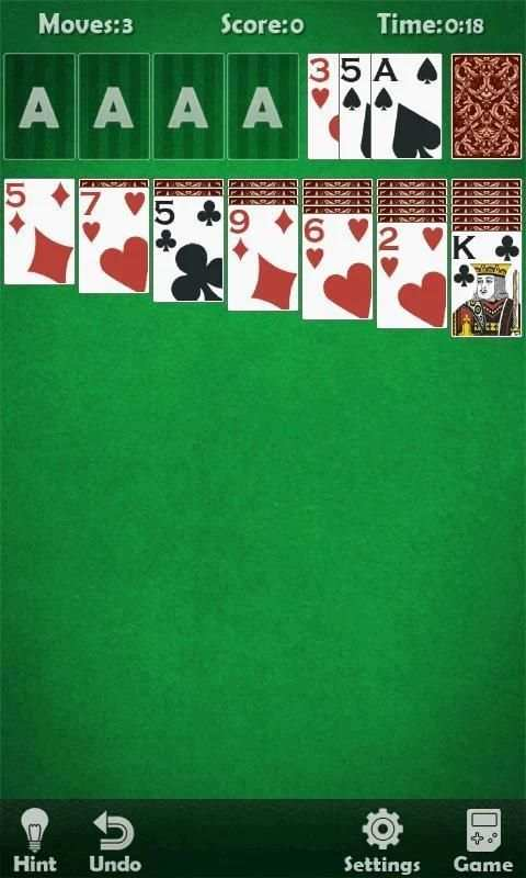 Solitaire Classic Collection screenshot 1