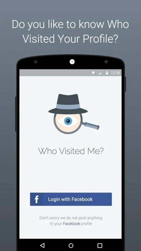 Who Visited Me On Facebook ? screenshot 9
