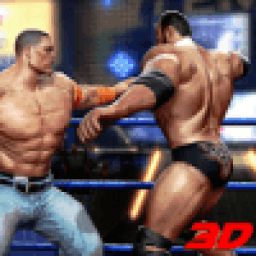 Ultimate Superstar Wrestling free game icon