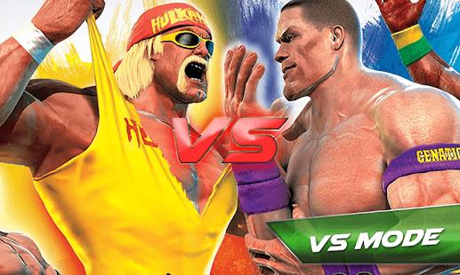 Ultimate Superstar Wrestling free game screenshot 1