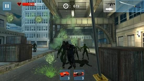 Zombie Objective screenshot 2