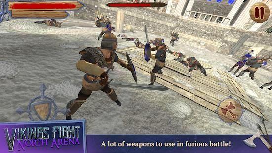 Vikings Fight: North Arena 1 تصوير الشاشة